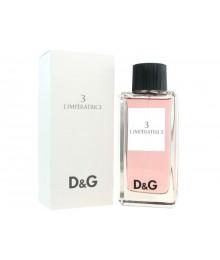 Dolce & Gabbana L'Imperatrice 3, 100 ml
